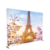 Straight stretch tension fabric aluminum frames 8x8 backdrop wall display