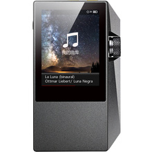 Support to 128 GB High Resolution DSD HiFi Music Player with Bluetooth