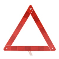 Traffic signal car safety triangle warning sign chinese supplier reflective road sign warning triangle