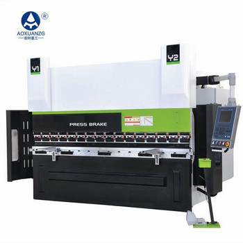 Top Quality Hydraulic CNC Bending Machine For Sheet Metal Processing