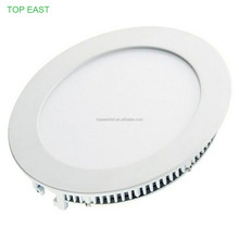 3W 6W 9W 12W 15W 18W 24W 3000K/4000K/6000K Dimmable AC220V round led <strong>flat</strong> panel ceiling light