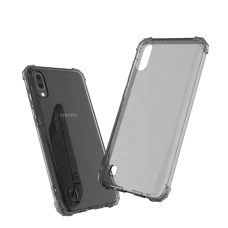 Friendly cover transparent phone case tpu for samsung galaxy M10 <strong>A10</strong>
