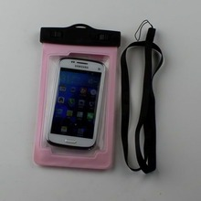 PVC Waterproof Phone <strong>Case</strong>