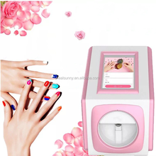 Nail art Printer Machine nail printing Manicure Transmission Picture Using Phone nails art equipment