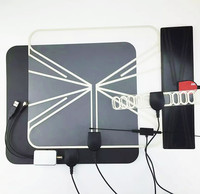 High Quality Professional Manufacture Amplifier Digital TV Indoor Antenna