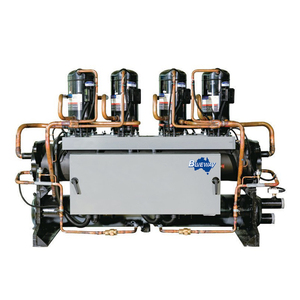 Energy-saving Commercial DC Inverter Geothermal Heat Pump