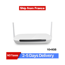 Q9 Set Top TV Box 1G RAM 8G ROM Quad Core Qatar TV <strong>Receiver</strong> Shipped from France