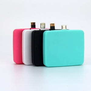 Emergency Mini Finger Phone Charger One Time Use Powerbank Small Disposable Power Bank