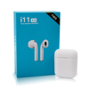 i11 tws blue box mini earphone Good sound quality, good price with charging box for sale