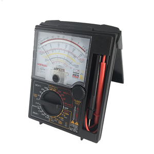 sanwa analog multimeter yx360trf with function for weak current