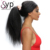 Real Indian Remy Human Hair Extensions Kinky Straight Lace Frontal Wig With Baby Hair For Sale