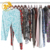 Top Quality Summer Old Used Clothes The aged Pants Second Hand Clothes Used Clothing Wholesale