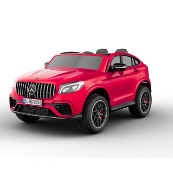 SparkFun New Arrival Licensed Mercedes Benz GLC 63S Kids Electric Car toys plastic toy chinese mini car