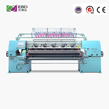 YBD64-3 Computerized multi-needle sleeping bags quilting machine