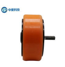 <strong>10</strong> inch 1000w Brushless dc electric wheel servo hub motor for forklift