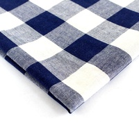 New design high quality glen plaid cotton twill men suit fabric material