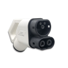 Duosida 80A 150A 200A EV combo 2 plug for EV fast charging