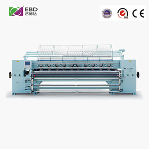"128""3 New Arrival High Speed Computerized Multi Needle leather quilts cnc quilting machine"