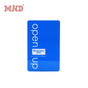 T5557 access control 125 KHZ RFID Card CR80