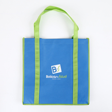 Wholesale cheap recycle polypropylene pp tote shopping non woven <strong>bag</strong> with zipper