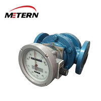 Marine use/engine oil/bitumen/diesel oval gear flow meter