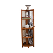 Cheap wholesale furniture Modern Appearance wood corner <strong>shelf</strong> design