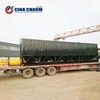 Horizontal Concrete Cement Silo Fly Ash Silo 50T 80T 100T Horizontal cement tank capacity 50 ton small cement storage tank