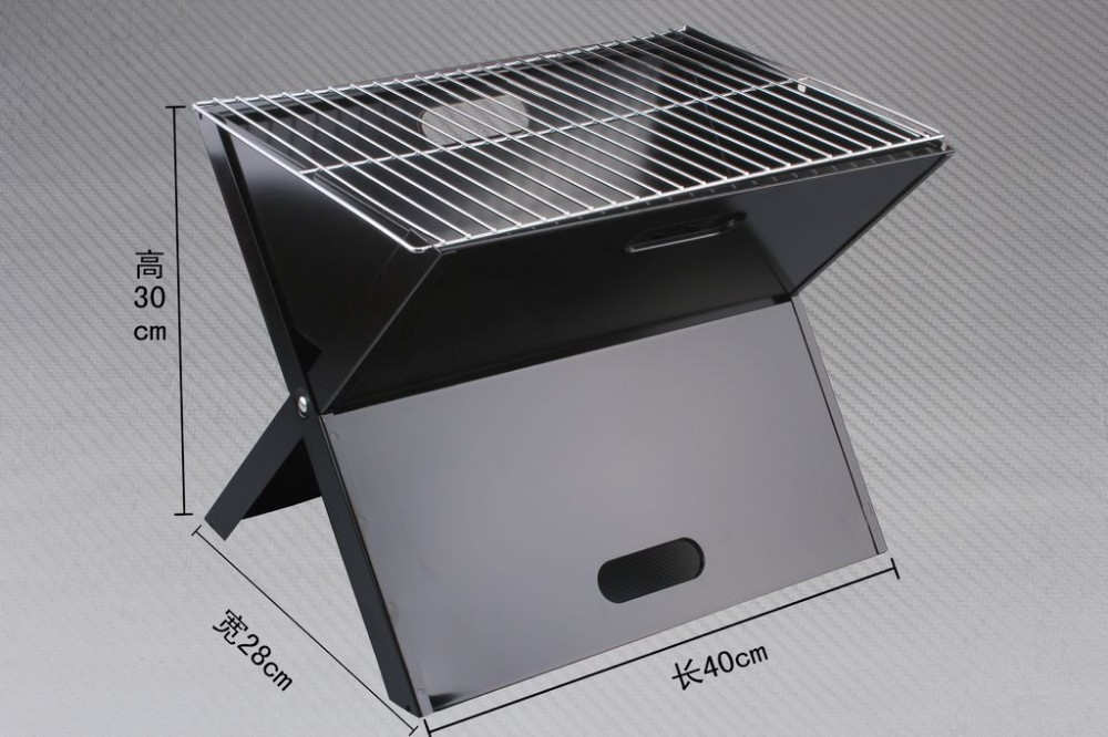 Picnic Time X Grill Portable Folding Charcoal Grill With Carrying Case