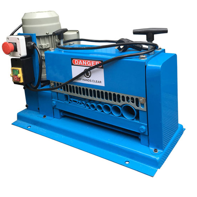 Home Using copper wire stripping machine copper wire recycling machinery cable wire cutting recycling <strong>equipment</strong> BS-015M