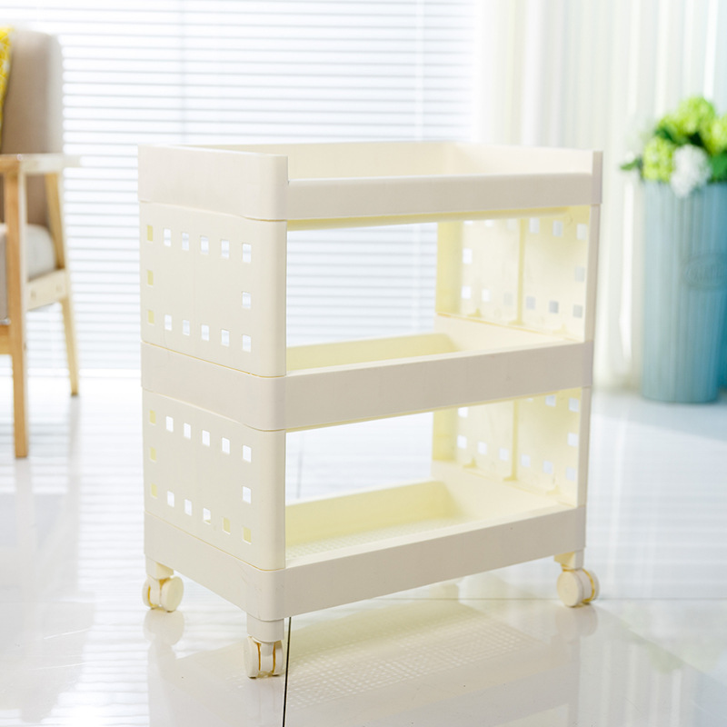 2019 New product PP plastic bathroom Multi-layer storage <strong>rack</strong>