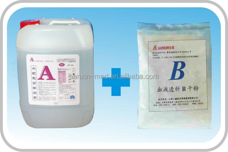 Medical Hemodialysis Acid Concentrate Buy Hemodialysis Concentrate,Hemodialysis Acid