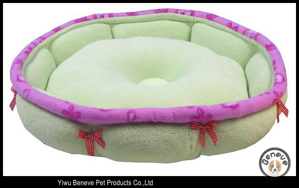 pumpkin shape dog sofa dog bed