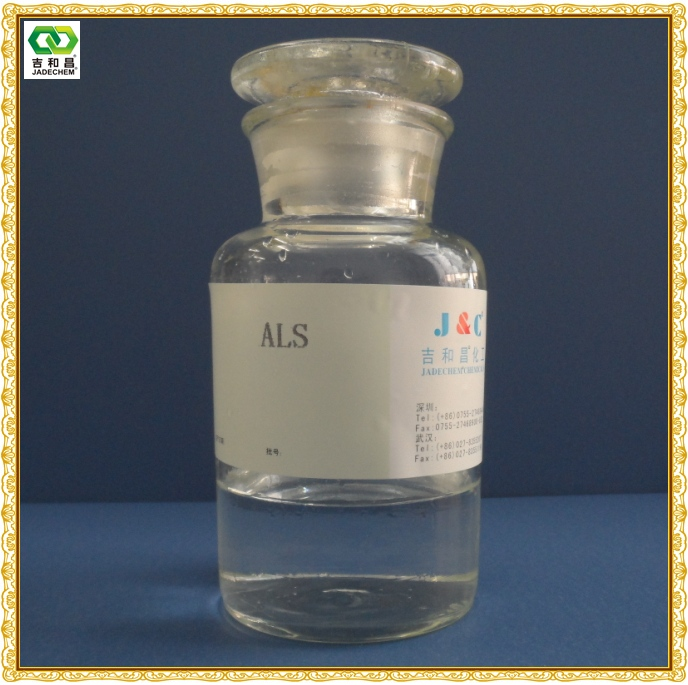 ALS electroplating intermediate