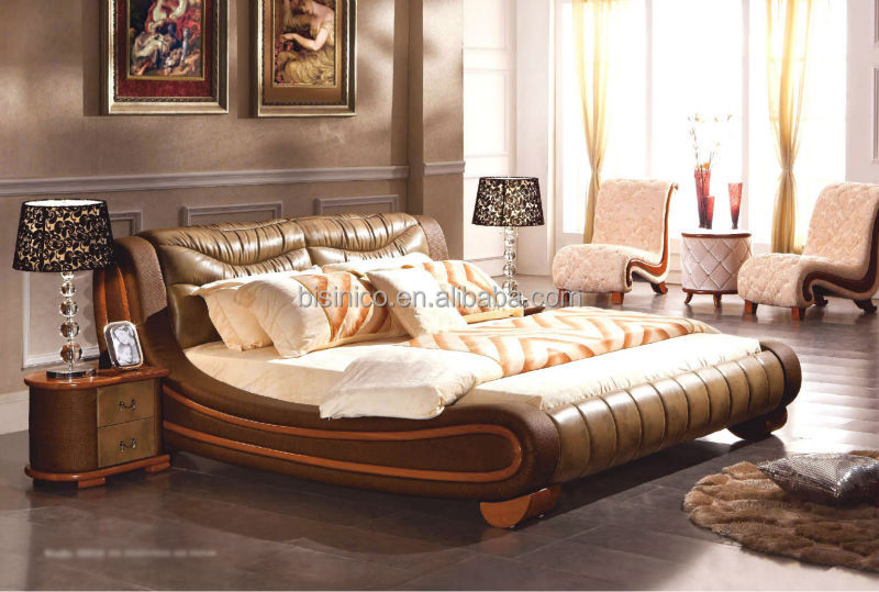 Double bed genuine double sofa bed view sofa bed bisini for Double bed and sofa set