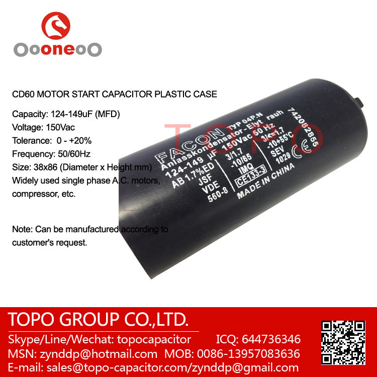 Stumped On Single Phase Motor together with Dz5 1 together with American Standard Trane Condenser Fan Motor Mot08804 besides How To Calculate Suitable Capacitor Size For Power Factor Improvement together with Facon Anlass Kondensator Elyt Rauh 1886322406. on motor start capacitors
