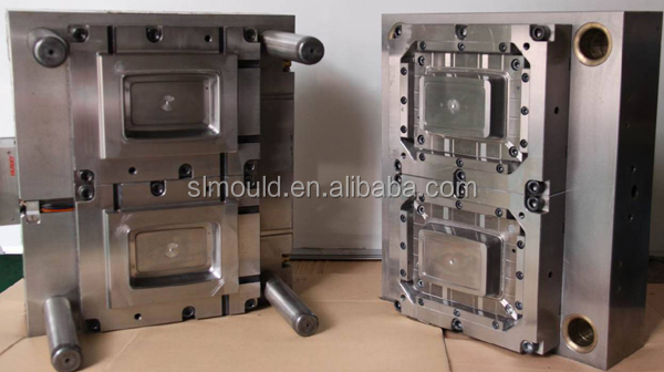 2014 high precision Plastic injection mold products