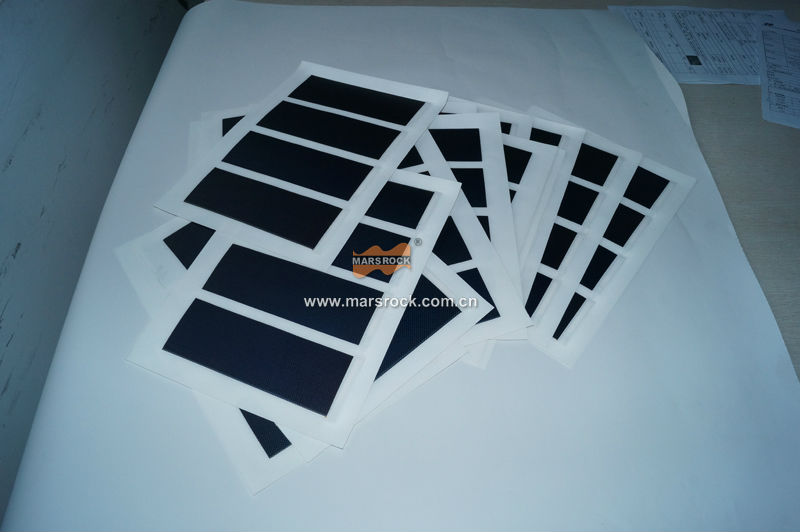 3W 6V 310x220mm Flexible Thin Film Solar Module