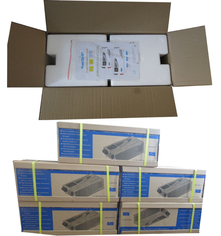 1000W to 3000W Off Grid Solar Inverter with MPPT for Solar System