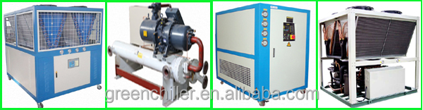 difference between air cooled and water cooled machine
