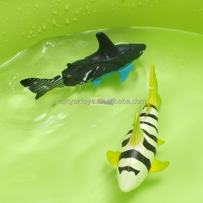 Toys for kids 3ch mini rc shark remote control toy buy for Remote control air swimming fish