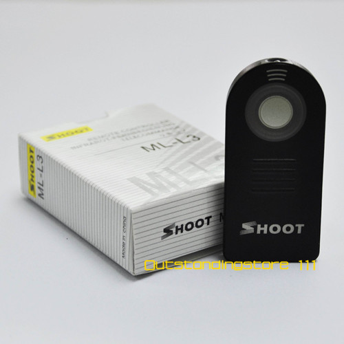 IR Remote Control ML-L3 for Nikon D90 D5000 D80 D70s D50 D40 etc.