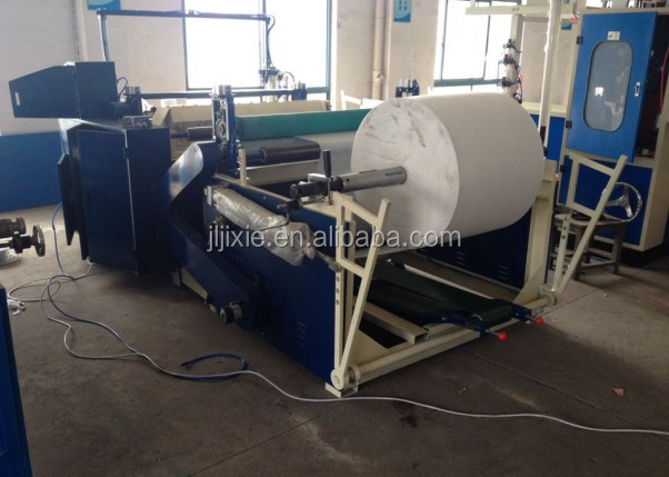 JL-FD1800 Wet Wipes Roll Type Making Machine