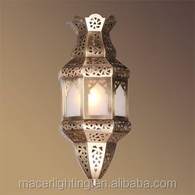 Hot selling! Decorative Moroccan style wall lights M037903-01