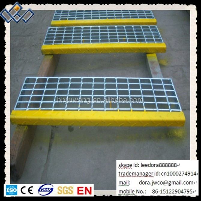 Hot Dipped Galvanized Industry Composite Steel Stairs Tread Iso9001 Buy Composite Steel Stairs
