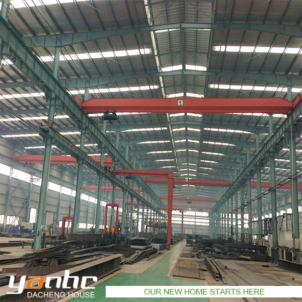 Prefabricated Steel structures for Ship Building