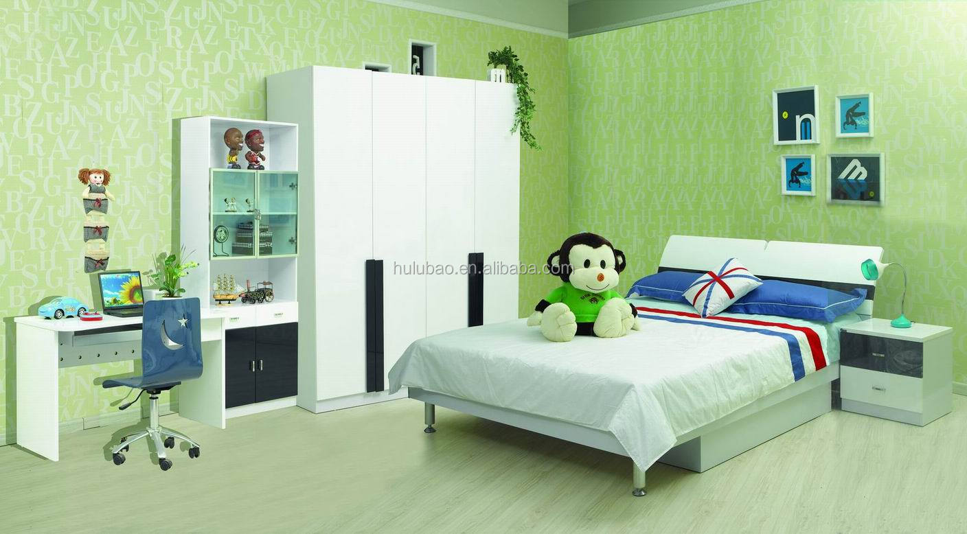 Mdf bunk bed kids furniture cheap bunk beds b 306a buy for Really cheap bedroom furniture