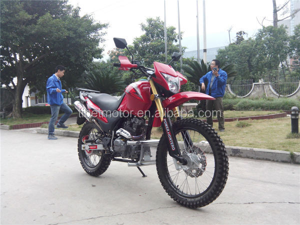 Famous china motorcycle 250cc dirt bike for sale ZF250GY-2A