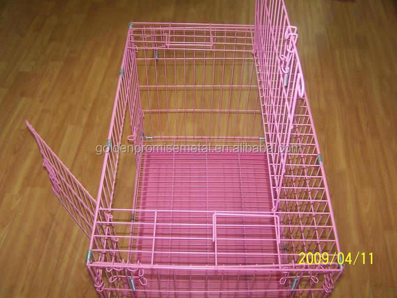 Low Cost Folding Kennel Crate For Dog Buy Crate For Dog