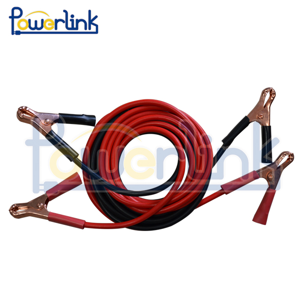 how to use jumper cables on a car