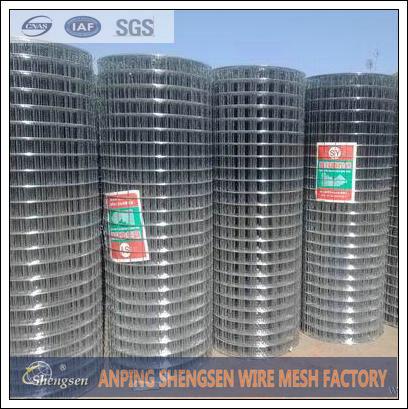 welded steel wire mesh roll